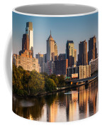 Afternoon In Philly Coffee Mug
