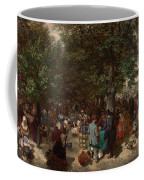 Afternoon In The Tuileries Gardens Coffee Mug