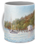 Afternoon On The Bay Coffee Mug