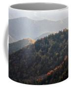 Afternoon On The Mountain Coffee Mug