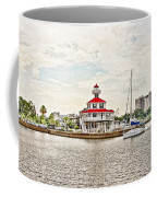 Afternoon On The Water - Hdr Coffee Mug
