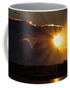 Late Afternoon Reflection Coffee Mug