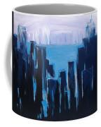 Afternoon Skyline Coffee Mug