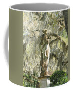 Afton Plantation Villa Statuary Coffee Mug