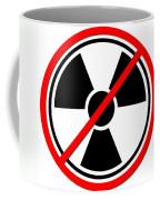 Against Atom Coffee Mug