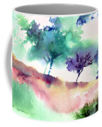 Against Light 1 Coffee Mug
