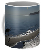 Against The Light - Compton Bay Coffee Mug