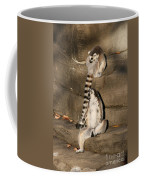 Against The Wall Coffee Mug