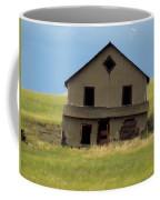 Against The Wind Abandoned Homestead Coffee Mug