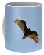 Against The Wind Coffee Mug