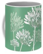Agapanthus Breeze Coffee Mug