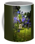 Agapanthus In The Garden Coffee Mug