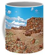 Agate House In Petrified Forest National Park-arizona  Coffee Mug