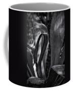 Agave Black And White Dsc08571 Coffee Mug