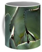 Agave Up Close Coffee Mug