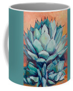 Agave With Pups Coffee Mug