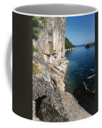 Agawa Pictographs Coffee Mug