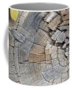 Aged Coffee Mug