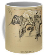 Agglomeration Coffee Mug by Cecil Charles Windsor Aldin