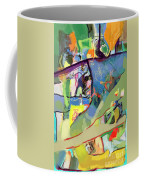 Self-renewal 15v Coffee Mug