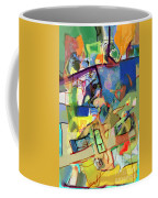 Self-renewal 15w Coffee Mug