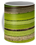 Agriculture Layers Fields And Meadows Coffee Mug