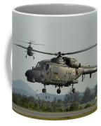 Agustawestland Lynx Helicopters Coffee Mug