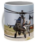 Ah-64d Apache Longbow Of The Royal Coffee Mug