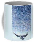 Ahead Of The Storm Coffee Mug by James W Johnson