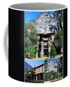 Ahwahnee Hotel In Yosemite National Park Coffee Mug