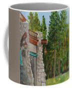 Ahwahnee Woods Coffee Mug
