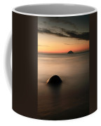Ailsa Craig Sunset Coffee Mug