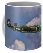 Air Apaches B-25j Coffee Mug