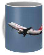Air Arabia Maroc Airbus A320 Coffee Mug