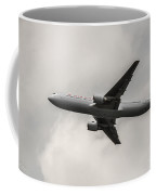 Air Canada B 767 Monochrome Coffee Mug