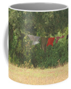 Air Out Your Dirty Laundry Coffee Mug
