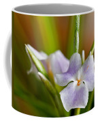 Air Plant Flower Coffee Mug