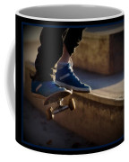 Airborne Skateboarder Coffee Mug