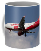 Airbus A320 Of Air Berlin Coffee Mug