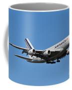 Airbus A80 Coffee Mug