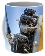 Aircraft Engine 3 Coffee Mug