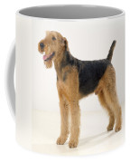Airedale Terrier Dog Coffee Mug