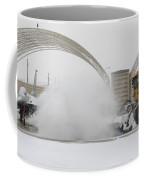 Airmen Clear Taxiway, Kunsan Air Base Coffee Mug