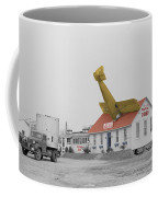 Airplane Diner Coffee Mug
