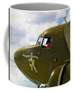 Airplane Named Southern Crosss Coffee Mug