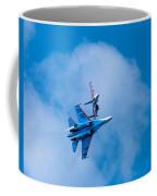 Airshow St Petersburg Russia Part 2 Coffee Mug