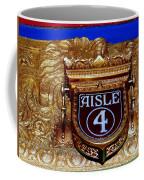 Aisle 4 Coffee Mug