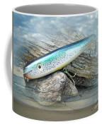 Ajs Baby Weakfish Saltwater Swimmer Fishing Lure Coffee Mug