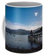 Akaroa Harbour  Coffee Mug