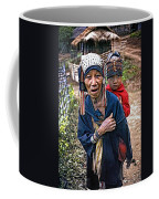 Akha Tribe II Coffee Mug